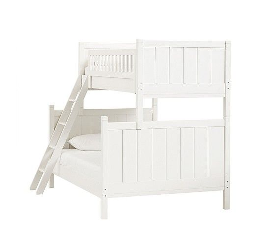 Camp Twin-Over-Full Bunk Bed | Pottery Barn Kids | Sonoma Guest ...