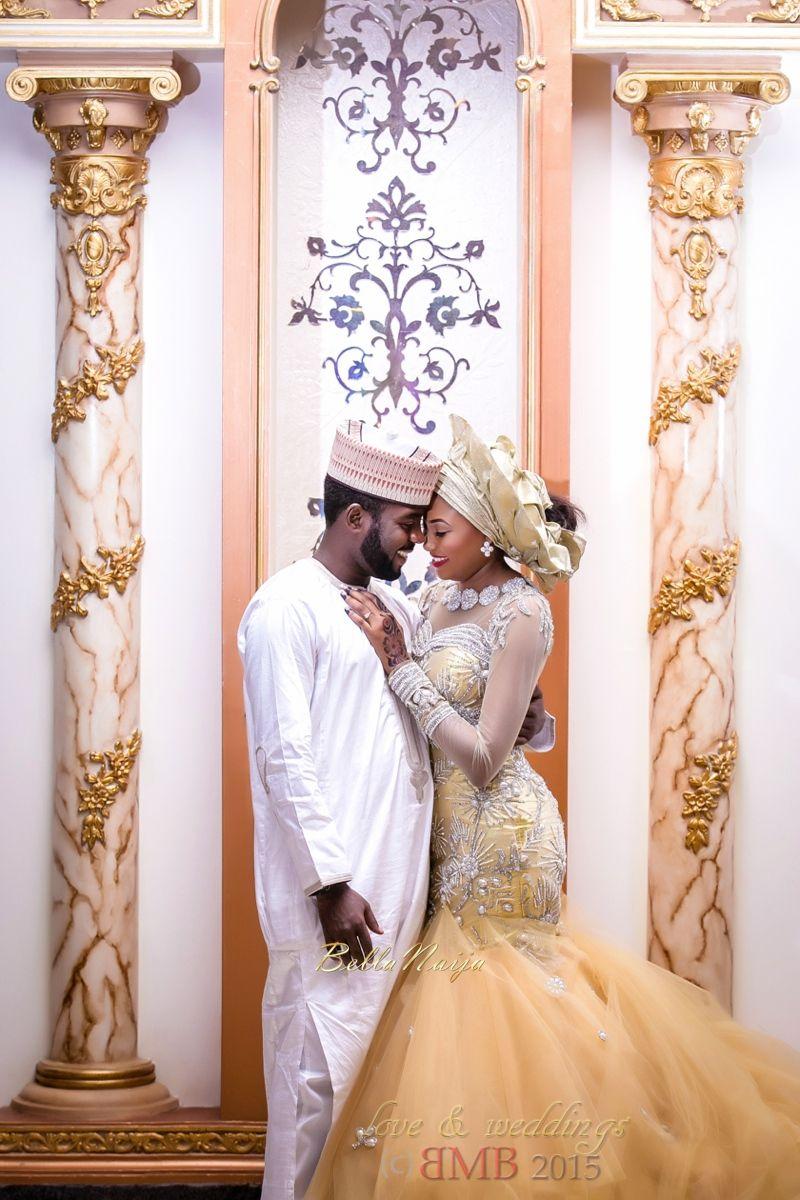Mimi And Nas Hausa Muslim Wedding In Nigeria