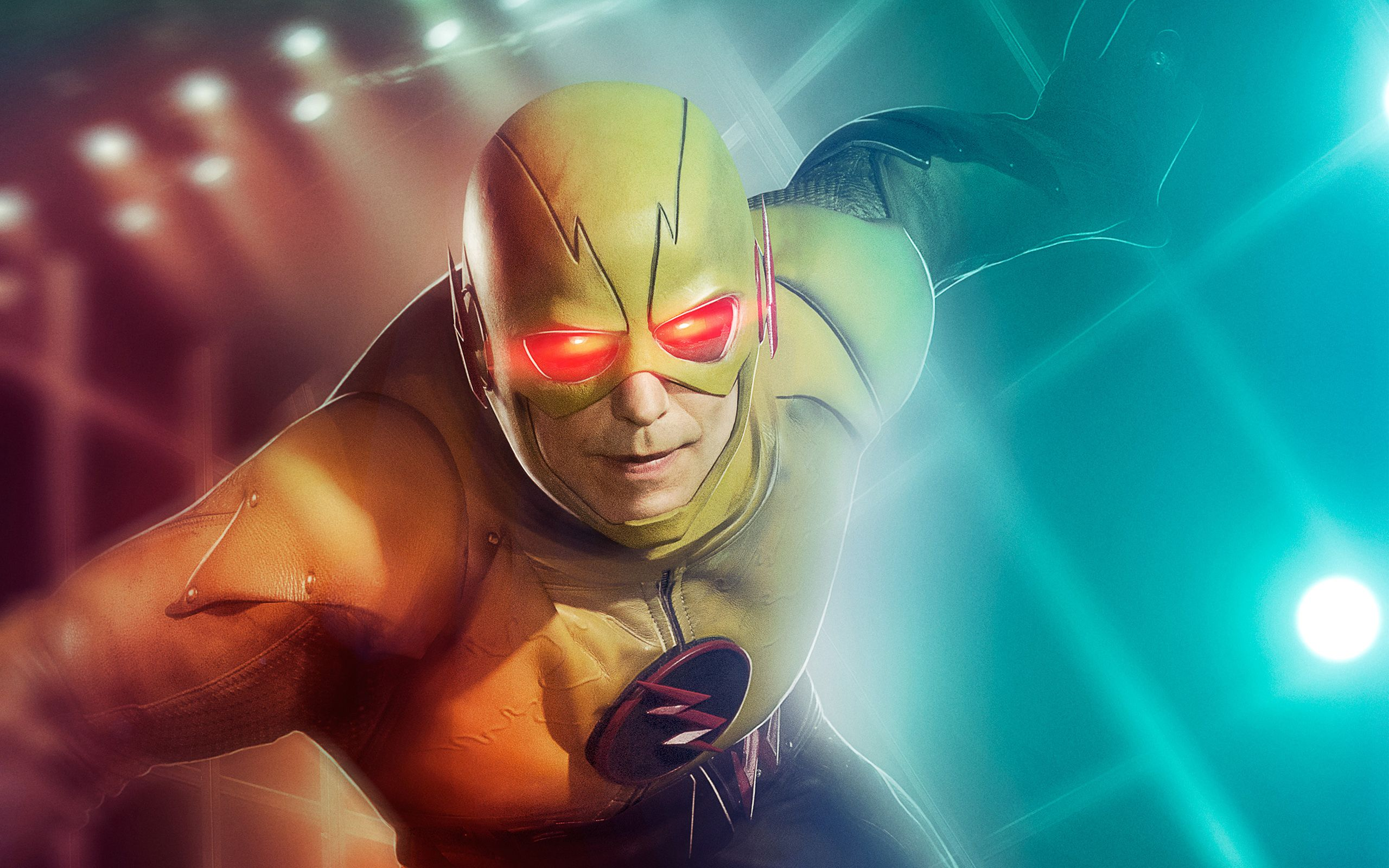 The Flash 4k Wallpaper Flash Wallpaper Zoom The Flash Reverse Flash