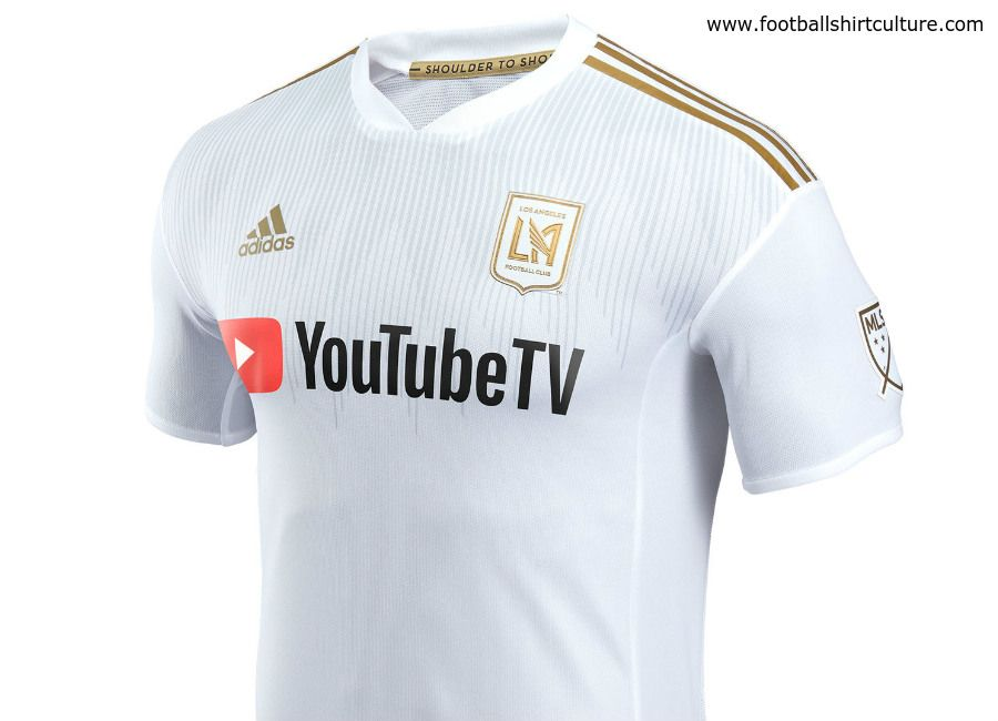 9ef6d15d5f2  football  soccer  futbol  lafc  mls Los Angeles FC 2018 Adidas Away Kit