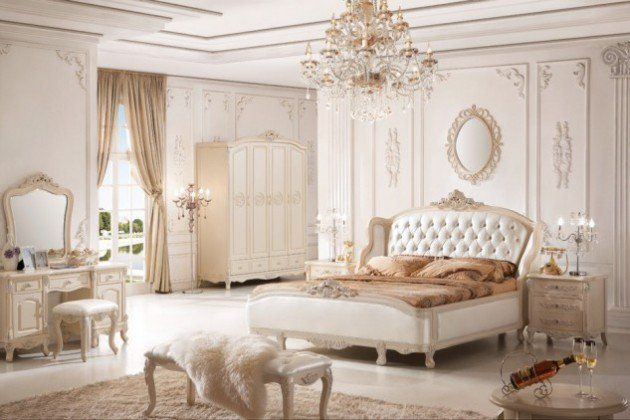 23 Stunningly Beautiful Decor Ideas For The Most: 14 Stunningly Dazzling French Bedroom Design Ideas