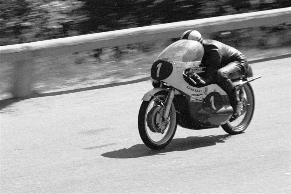 Dave Simmonds 125 Kawasaki Prl Kawasaki Motorcycle Vehicles
