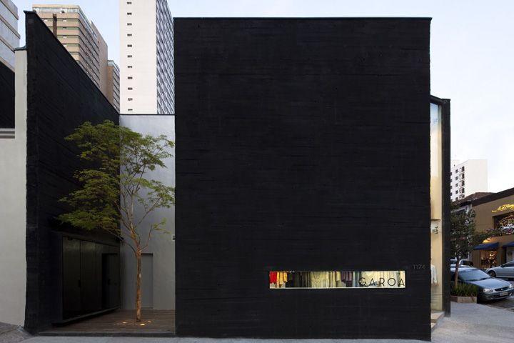 Garoa store by Una Arquitetos, São Paulo store design