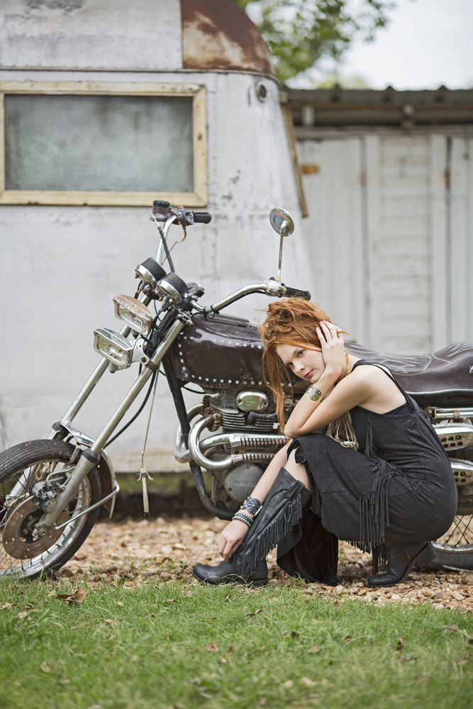 I love the pics in this photo shoot. {junk gypsy co.}