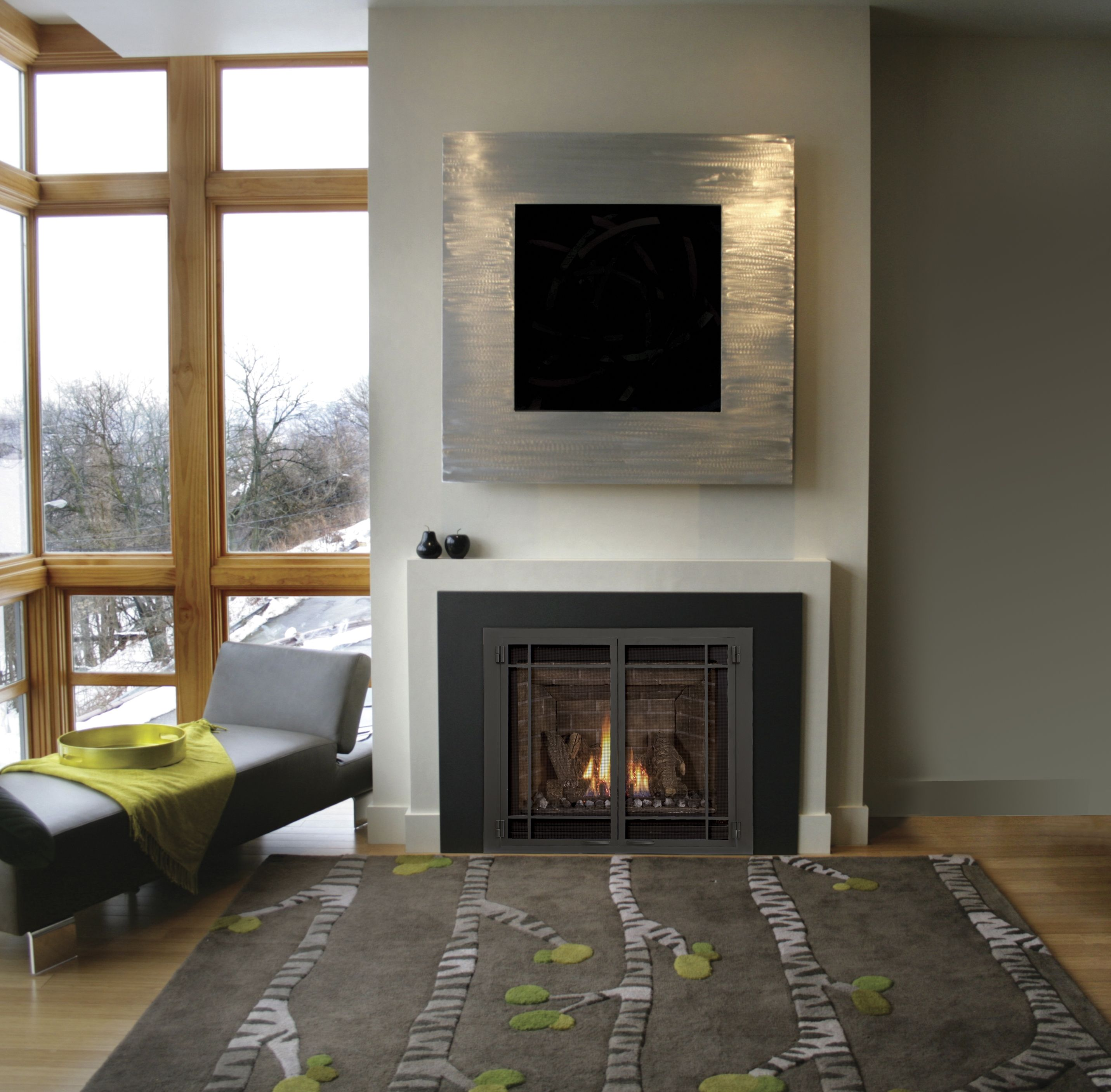 Peachy This Is Our Dassel Direct Vent Gas Fireplace For More Complete Home Design Collection Barbaintelli Responsecom
