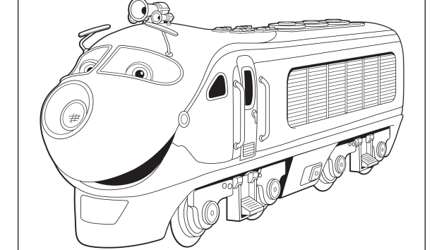 Chuggington Coloring Pages and Crafts | Disney Junior | Coloring ...