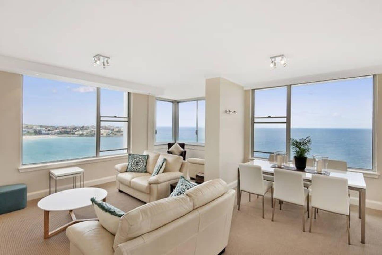Bondi Beach Uninterrupted 180 Views - Apartments for Rent ...