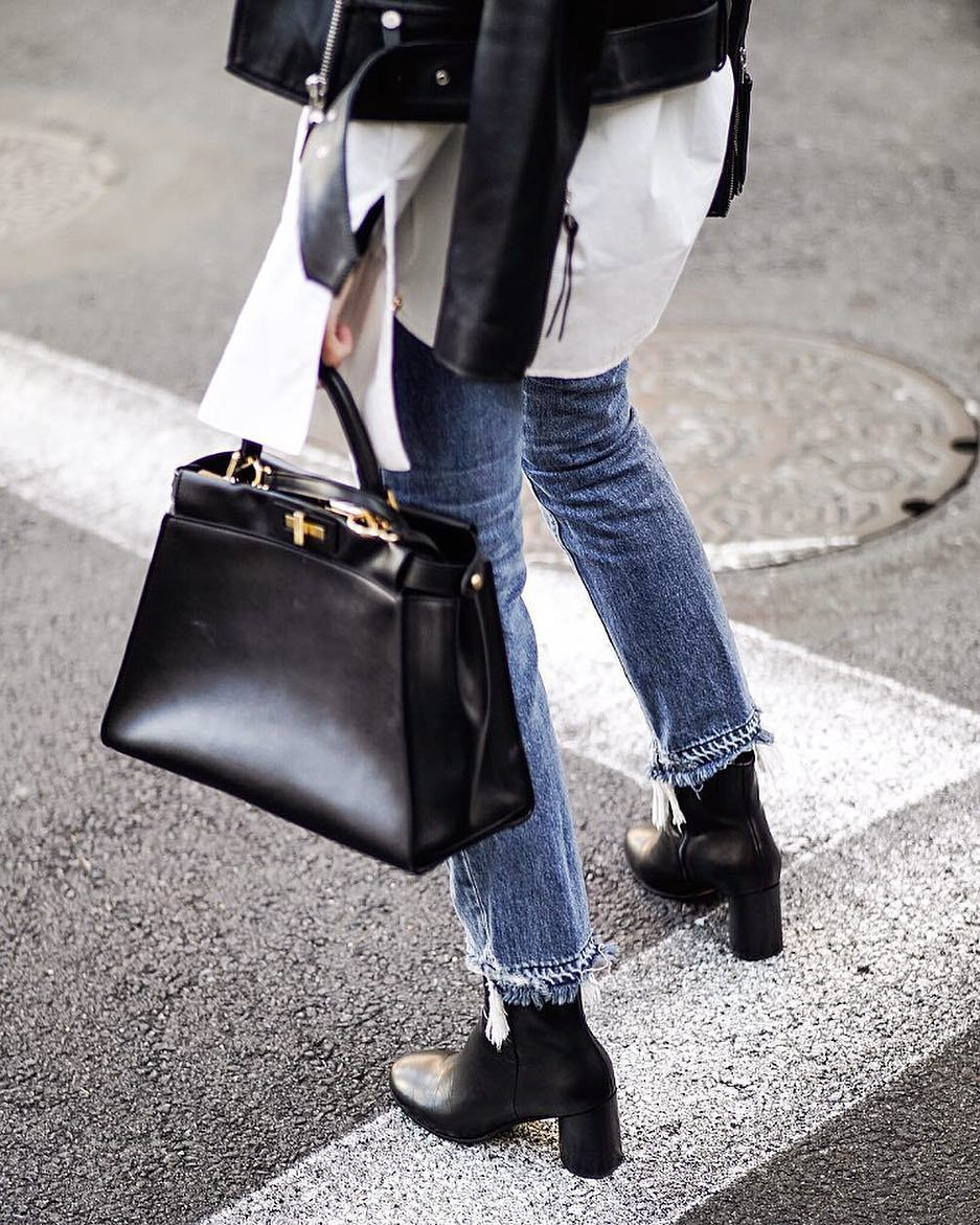 """51c647a14569 Nordic Style Report on Instagram  """"Vintage style bag ..."""