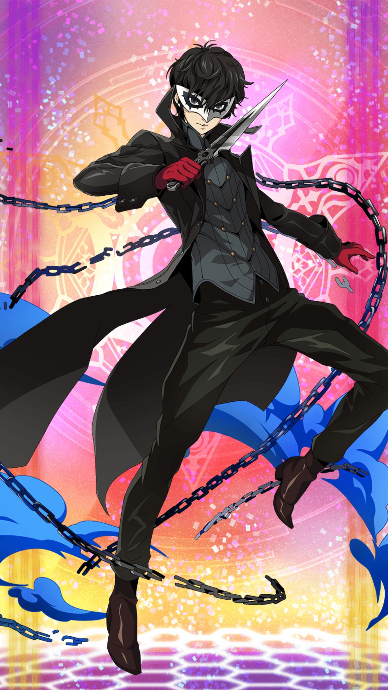 Pin By Anime Hay On Sword Art Online Sword Art Online Persona 5 Joker Akira Kurusu