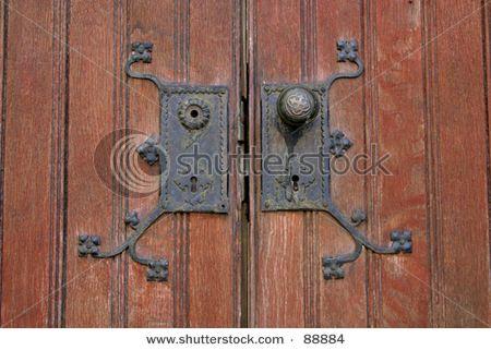 Antique Door Hardware Picaportes Cerraduras Bronce