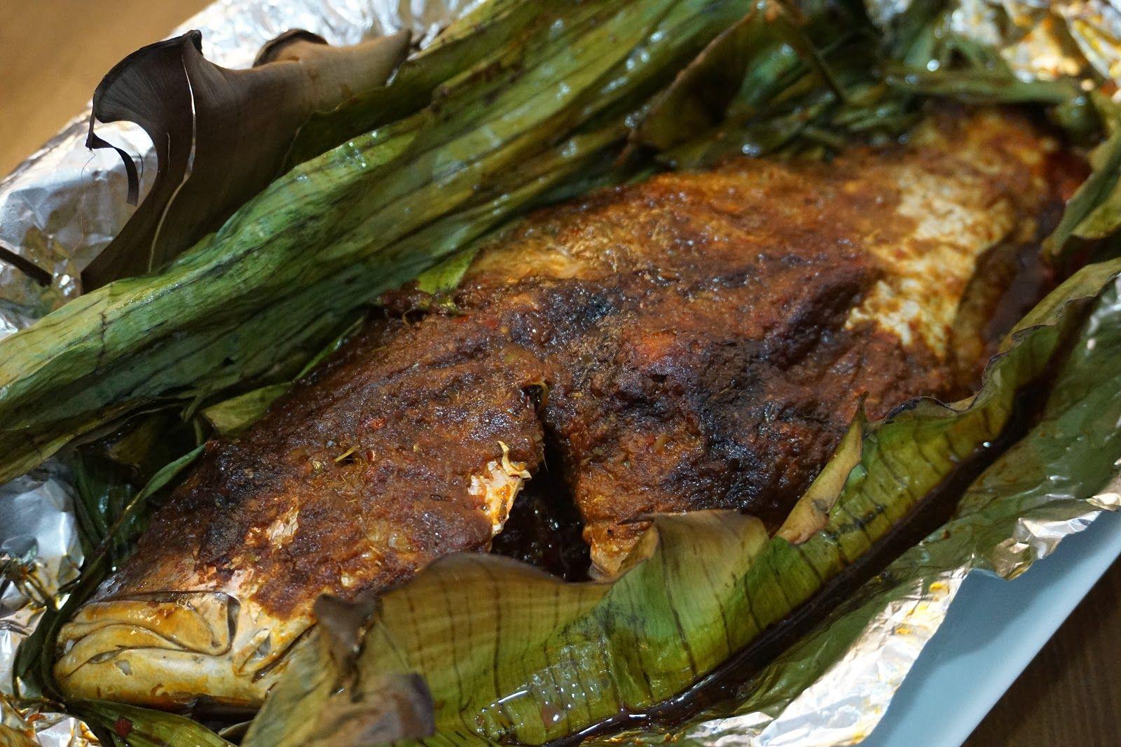 Resepi Ikan Bakar Portugis Oleh Dato Chef Wan Chef Wan Chef Food