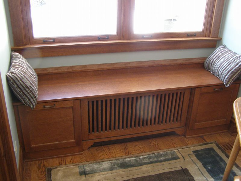 Bench Seat Radiator Cover Radiator Cover Bench Covers Wall