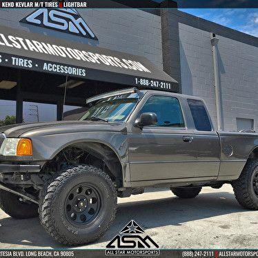 ford ranger - kenda kevlar m/t tires | tires | pinterest | ford