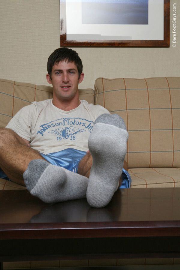 Male Foot Fetish Blog