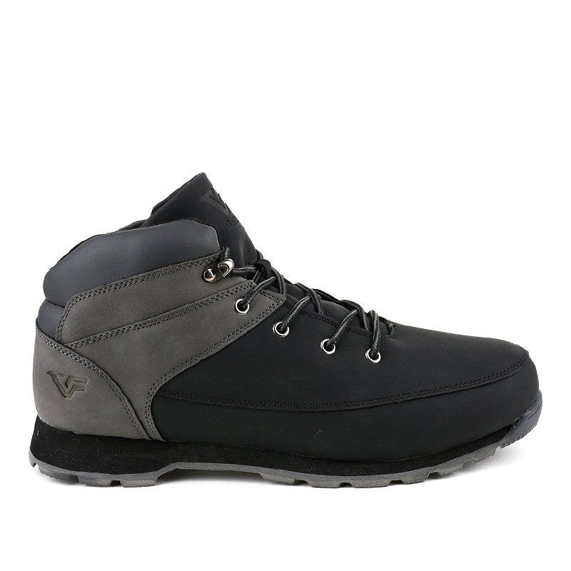 Black Insulated Men S Hiking Shoes T 1918 Grey Suede Shoes Men Mens Winter Boots Men Hiking