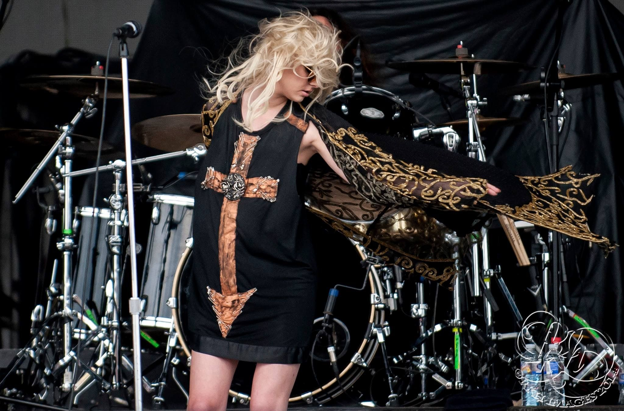 Taylor Momsen - 2014 Rock On The Range in Ohio - Page 6