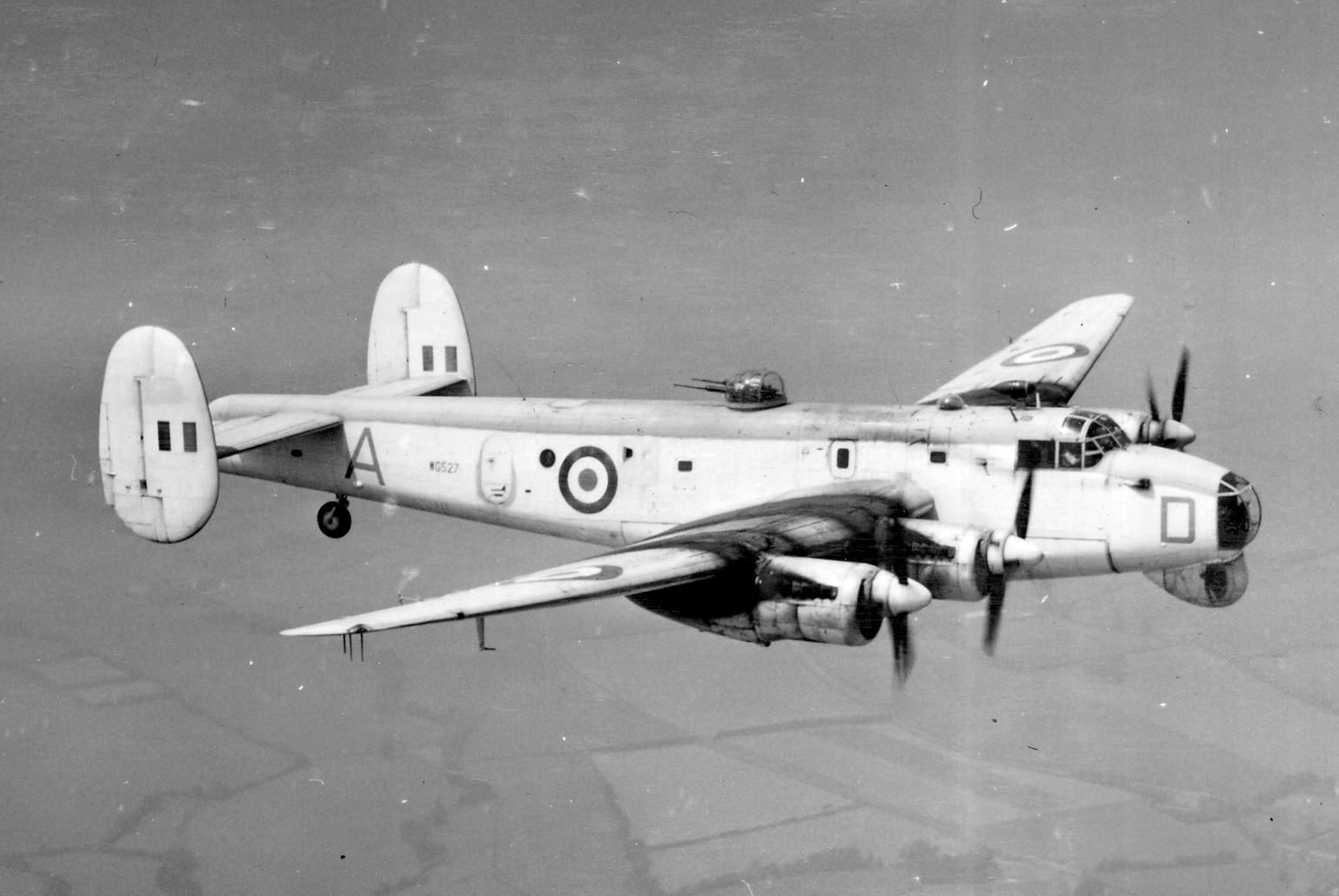 Avro Shackleton, June 53