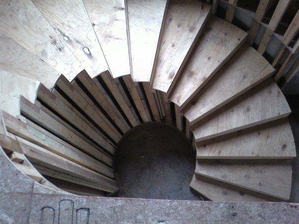 Best Spiral Wood Steps Stairs1 Jpg Wood Steps Round Stairs 640 x 480