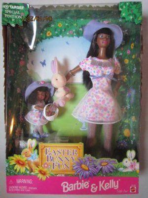 Easter Bunny Fun Barbie & Kelly by Mattel. $99.95