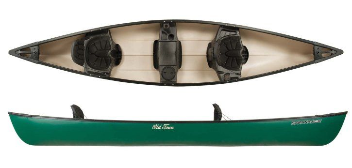 Oldtown-saranac-146-xt-Oldtown Canoe