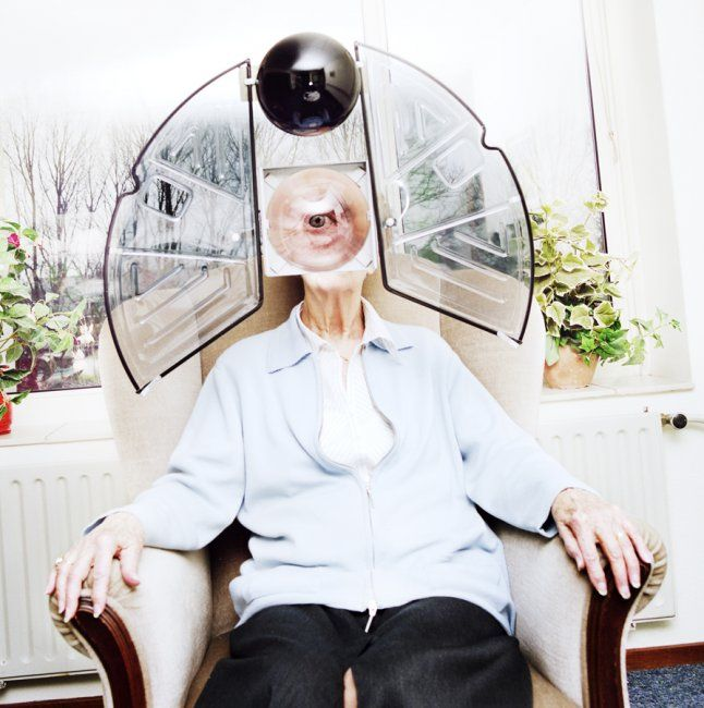 The future of assisted living by Arjen Born