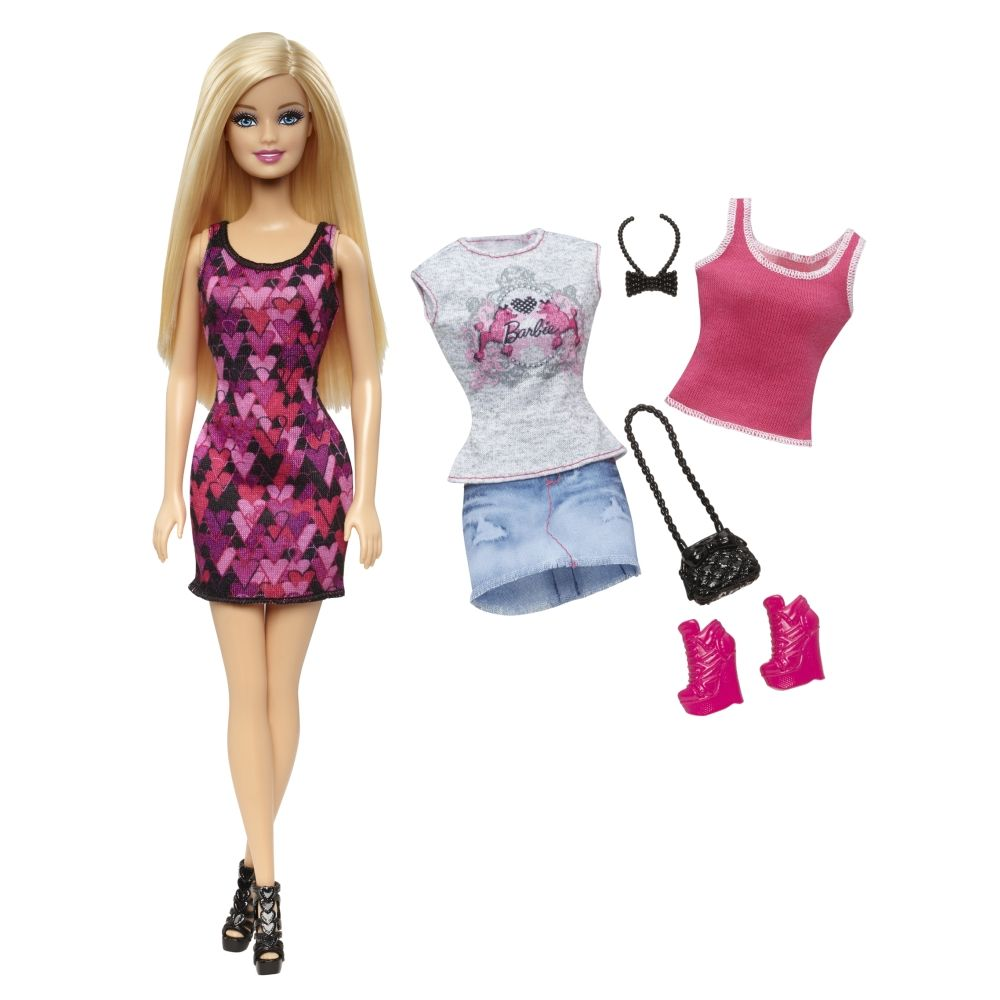 Barbie Doll Fashion Pack Shop Barbie Is Evolving Pinterest Shops Barbie