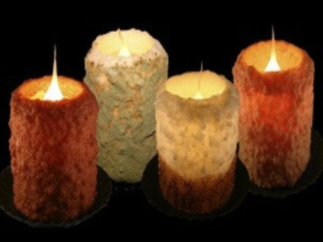 Flameless Scented Electric Hearth Candle Southern Star Primitives Candles Forever Candles Electric Candles