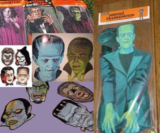 30 Reasons You Miss Halloween In The 90s 90s Halloween Vintage Halloween Decorations Charlie Brown Halloween