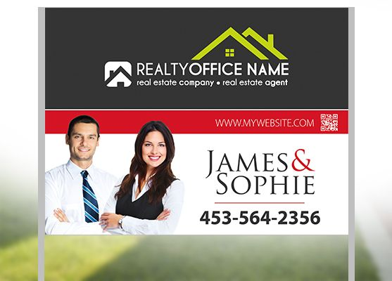 Real Estate Yard Signs Real Estate Agent Signs Real