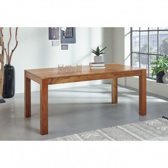 Table à manger Vision - Acacia massif home24fr vie pratique