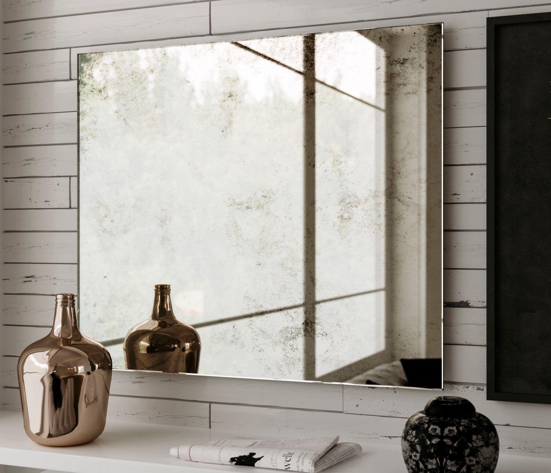 Belgian Antiqued Mirror Frameless Antiqued Wall Mirror With Etsy Antique Mirror Wall Large Antique Mirror Mirror Panels