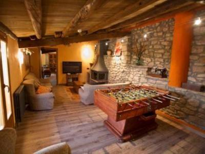 Sala De Juegos Casa Rural Lleida