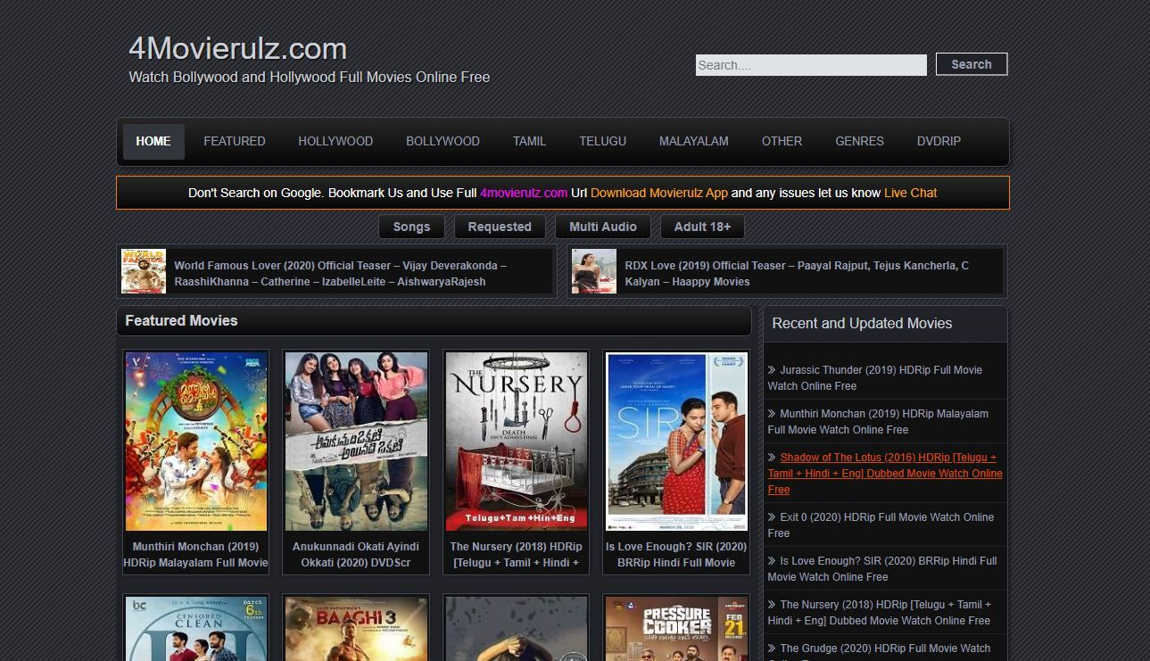 latest tamil hd movies watch online free