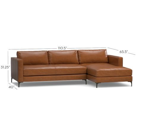 Jake Pottery Barn Best Leather Sofa Upholstered Sofa Leather Couch