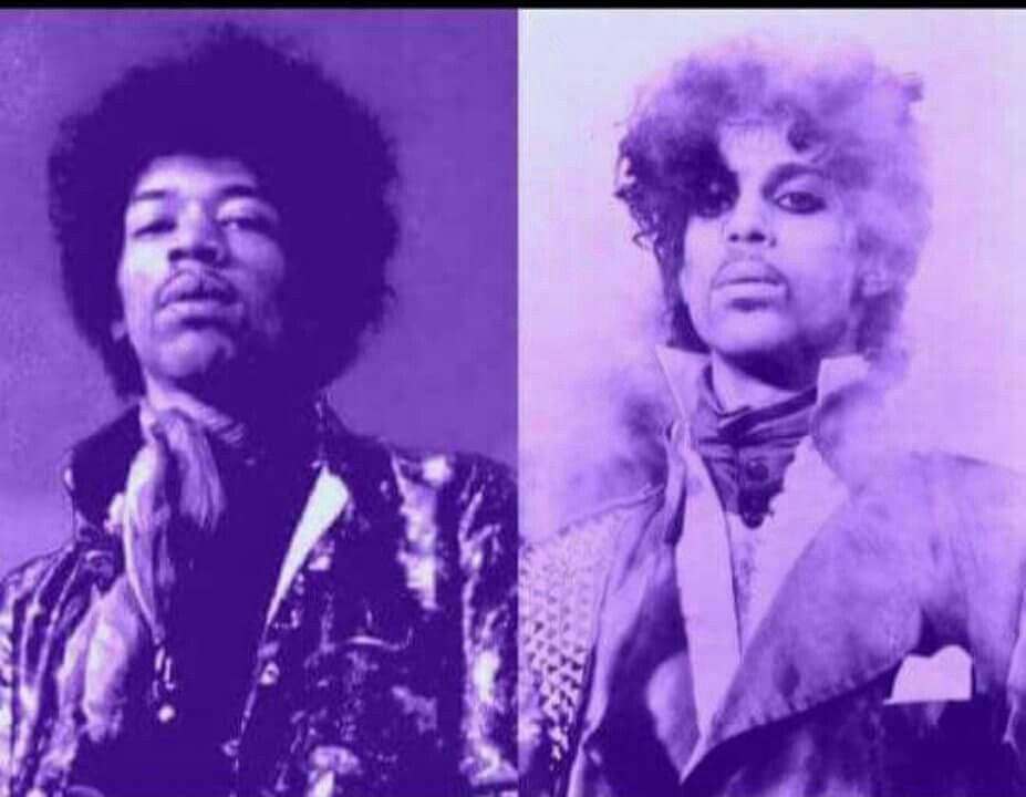 Jimi Hendrix  Prince