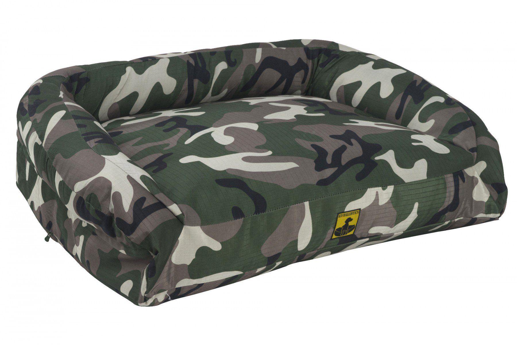 Tough Bolster Nesting Dog Bed™ Tough dog beds, Dog bed, Dogs