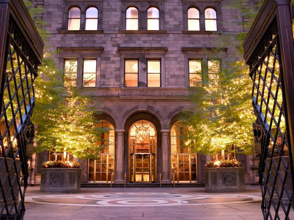The Best Hotels In New York City