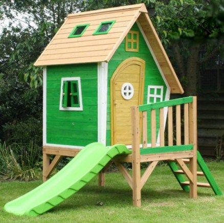 casitas de madera para nios