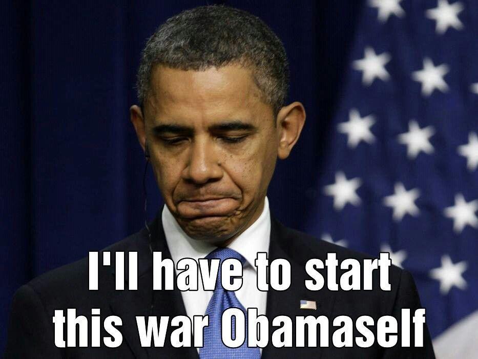 Obamaself.