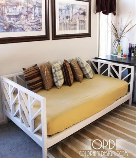 Great website with some good DIY furniture builds Like this awesome