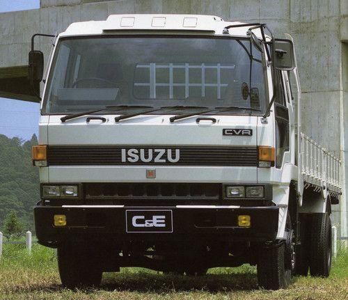 Isuzu CVR | Isuzu | Vehicles, Isuzu motors, Trucks