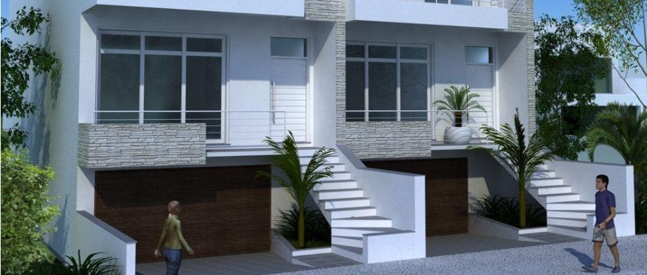 projetos de arquitetura para casas pequenas - Pesquisa Google