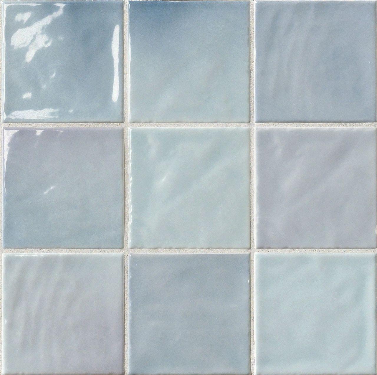 Napoli Wall Tile BLUE 100x100mm - Wall tiles and floor tiles - The ...