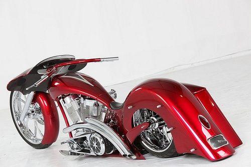 bad custom bagger | Sweet Rides | Pinterest | Motorräder