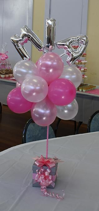 Communion Christening Party Balloon Decorations in Sydney