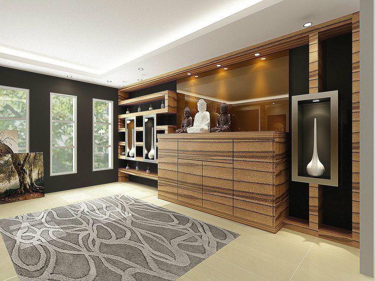 Modern Chinese Altar Design Google Search Altar Design Luxury