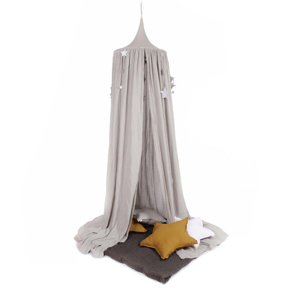 betthimmel sternepailletten nummer 74 x smallable silver grey s019 rosalie pinterest. Black Bedroom Furniture Sets. Home Design Ideas