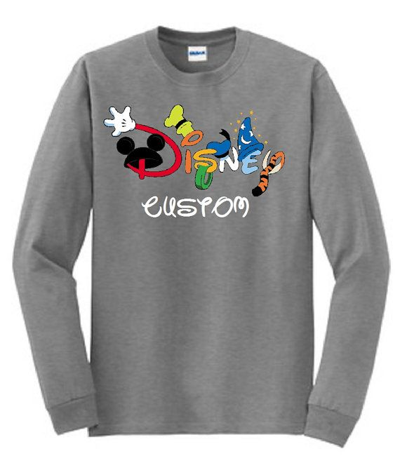 Donald Duck mickey family long sleeve 1Z1SzkmI