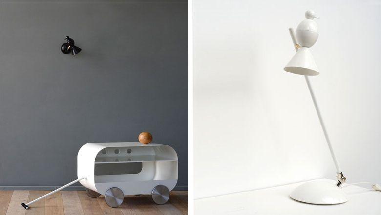 Alouette Lamps By Atelier Areti