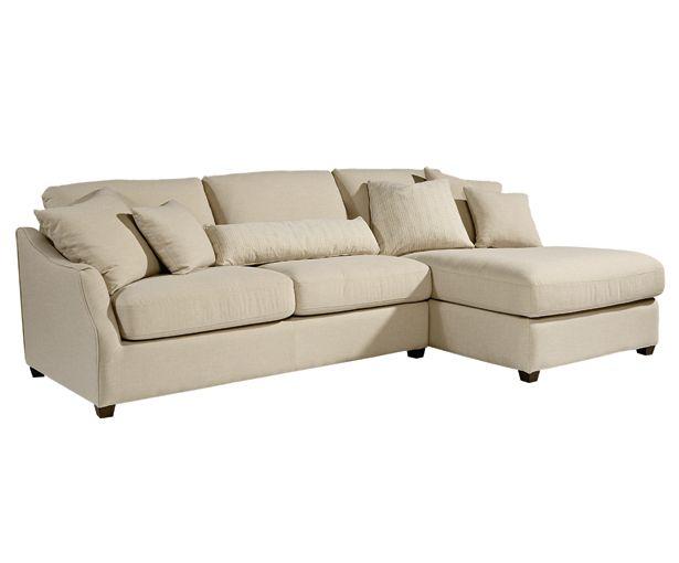 Homestead Sofa Chaise Right